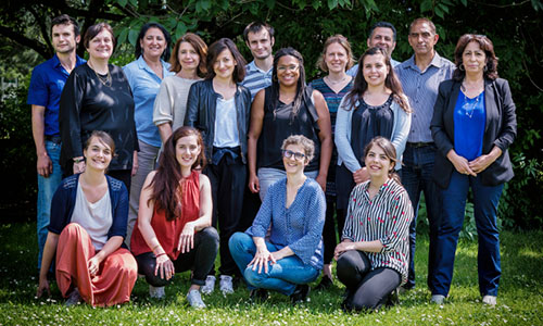 Equipe de la Fondation FondaMental - 2018 - photo©Tijana Feterman