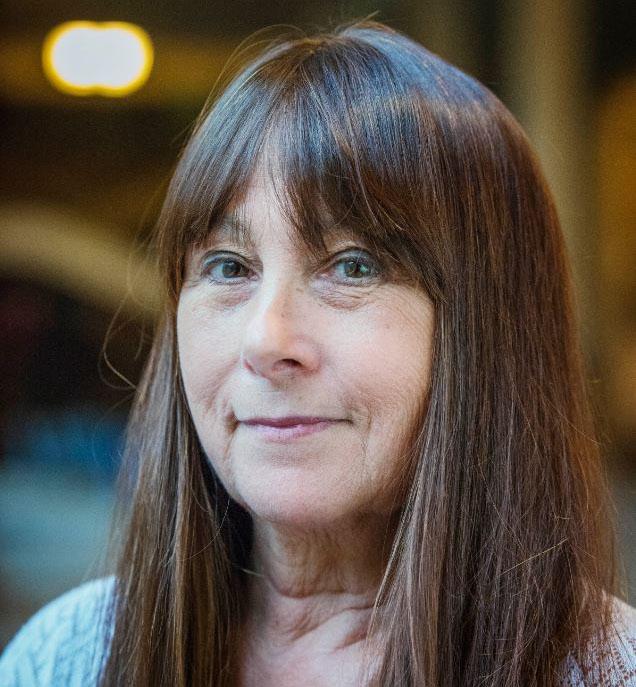 Portrait Annie Labbé - Présidente d'Argos 2001