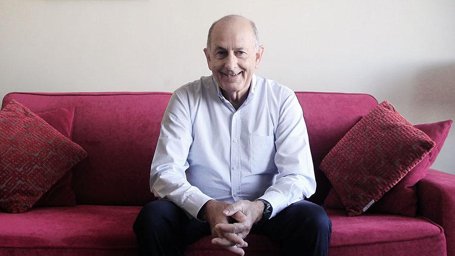 Podcast-Portrait Bernard