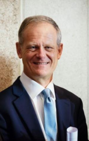 Portrait de Bertrand Jacques, président de la Fondation Autisme, photo de Tijana Feterman
