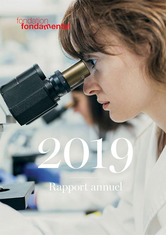 Rapport d'activité 2019 (couverture)