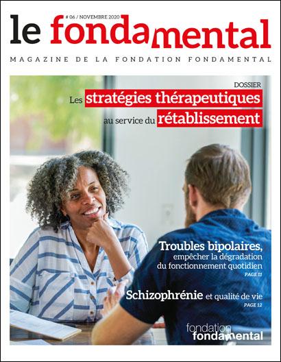 Le Mag FondaMental 6 - Couverture