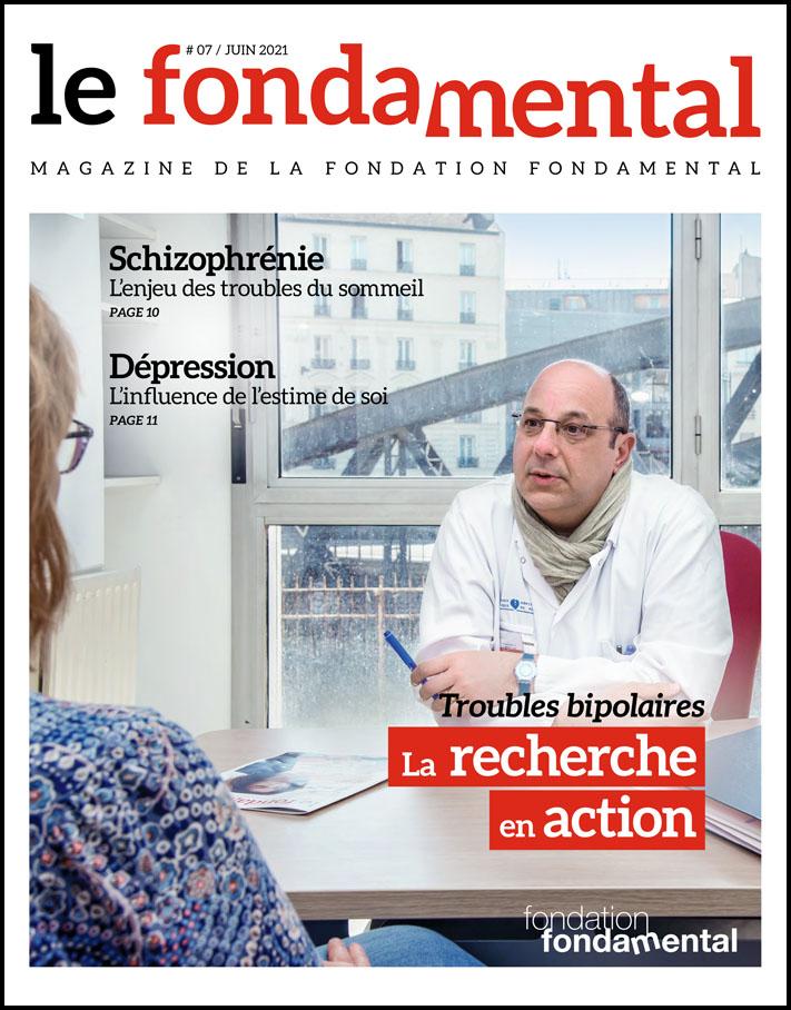 Le Mag FondaMental 7 - Couverture