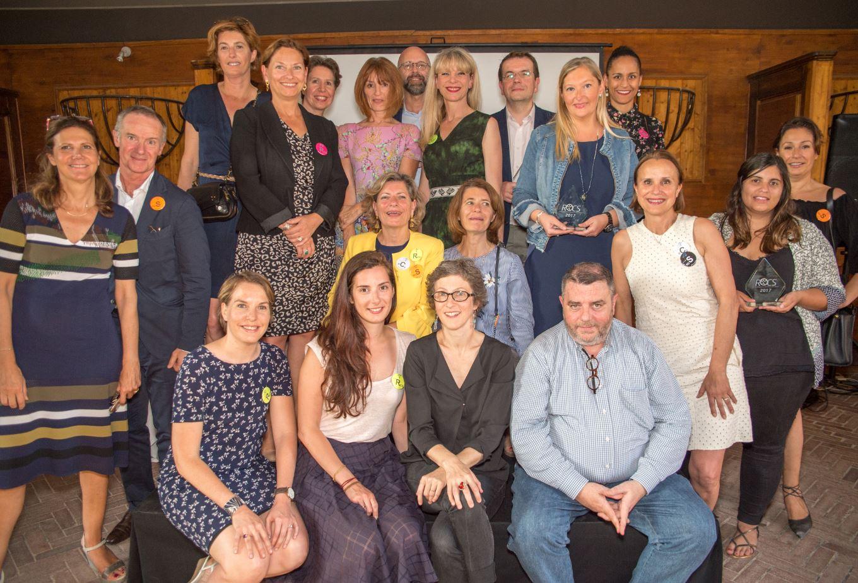 Lauréats des Prix ROCS 2017