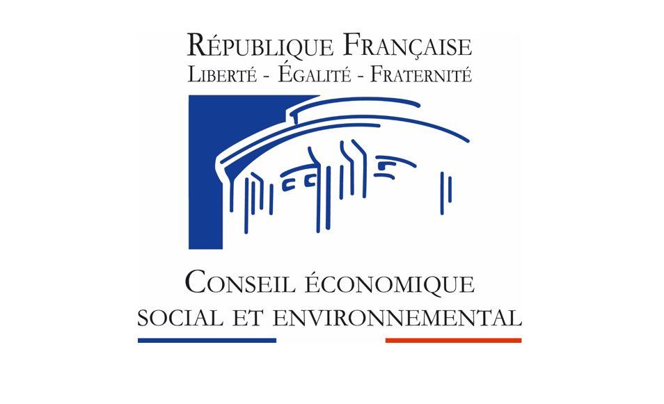 Logo du Conseil économique social et environnemental
