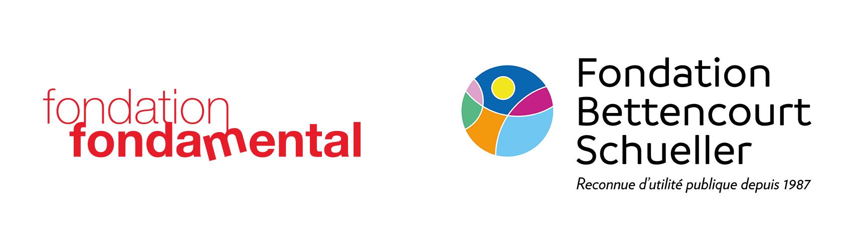 Logo Fondation FondaMental & Bettencourt Schueller