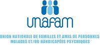 Logo de l'Unafam
