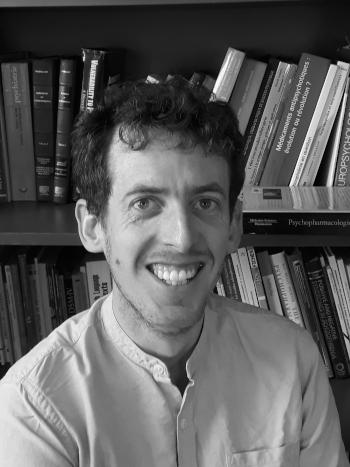 Louis Simon, lauréat d'une bourse de Master II 2018, DR