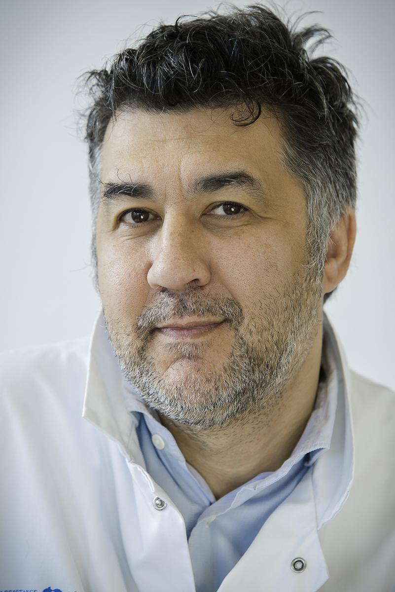Pr Franck Schürhoff, Université Paris-Est Créteil, HU Henri Mondor, Co-coordinateur des Centres Experts FondaMental schizophrénie, crédit Tijana Feterman