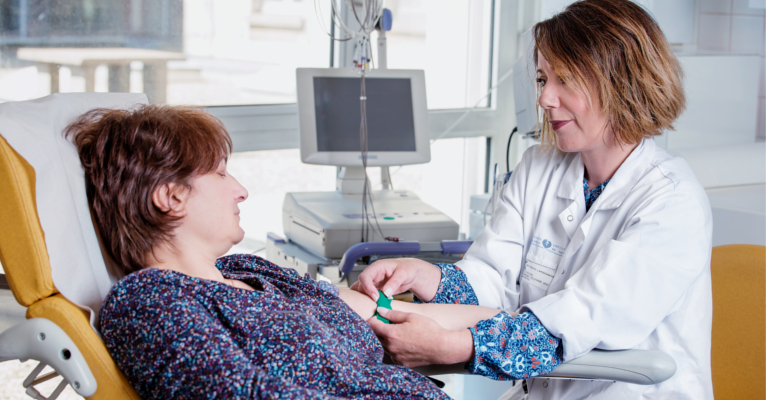 Consultation infirmière, crédit Tijana Feterman