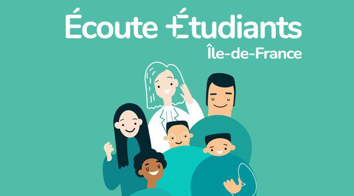 Ecoute Etudiants Île-de-France