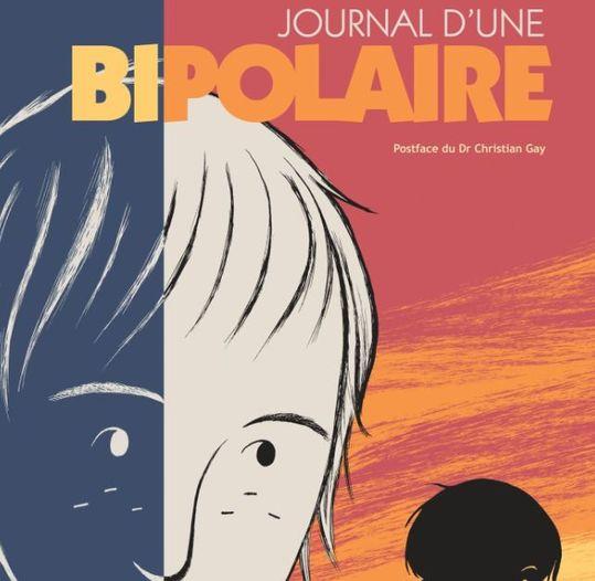 BD, Journal d'une bipolaire, Emilie et Patrice Guillon