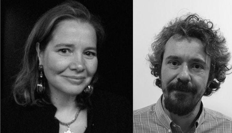 Eleni Tzavara et Raoul Belzeaux