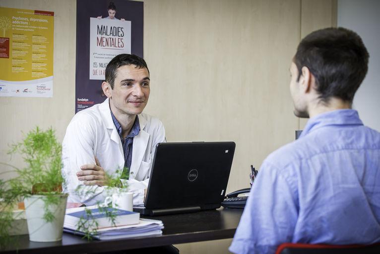 Consultation Centre Expert FondaMental schizophrénie