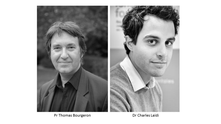 Pr Thomas Bourgeron et Dr Charles Laïdi