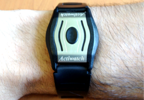 Un actimètre pour mesurer les troubles du sommeil