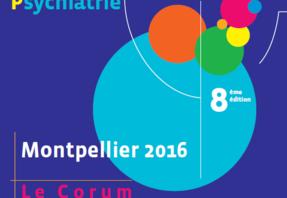 Affiche du Congrès Français de Psychiatrie 2016