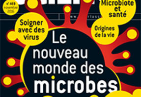 Couverture de Pour la Science novembre 2016