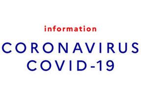 Informations COVID 19 - Coronavirus