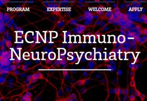 15-17th July 2020 - ECNP Immuno-NeuroPsychiatry, Bordeaux Summer School