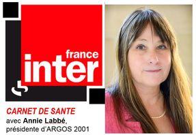 Annie Labbé parle des troubles bipolaires sur France Inter