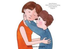 """Illustration du livre """"Maman n'est plus comme avant"""", une histoire sur le trouble bipolaire"""