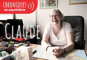 Chronique en psychiatrie : Podcast Claude Dépression (mosaic)