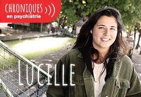 Chroniques en psychiatrie - Podcast Lucille schizophrénie (mosaic)