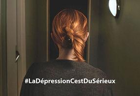 La dépression c'est du sérieux