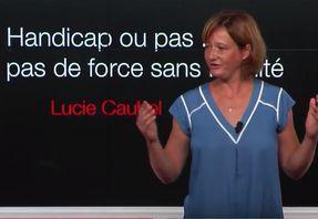 Extrait de la conférence de Lucie Caubel, conférence TEDx