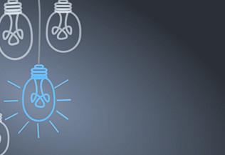 Le saviez-vous ? Testez vos connaissances sur les maladies mentales - ampoules dessinées sur un tableau noir, une allumée