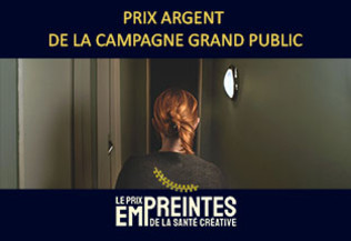 Empreintes 2020 - Prix Argent de la campagne Grand public - Organisme public