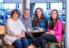 Illustration des cafés-rencontres de Rencontres en Territoires Bipolaires, photo Tijana Feterman